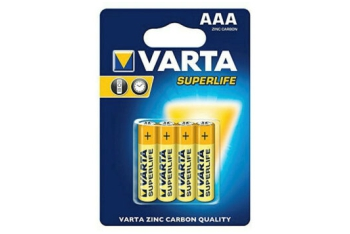 Batterien, Taschenlampen